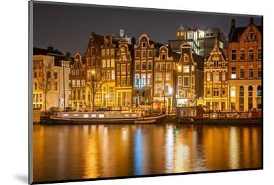 Amsterdam-badahos-Mounted Photographic Print