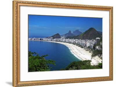 Rio De Janeiro, Brazil-luiz rocha-Framed Photographic Print