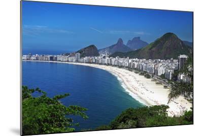 Rio De Janeiro, Brazil-luiz rocha-Mounted Photographic Print