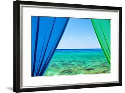 Cayman Islands-R. Peterkin-Framed Photographic Print