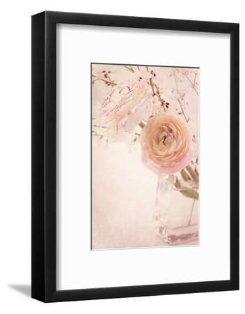Ranunculus Flowers in a Vase-egal-Framed Photographic Print