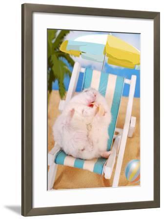 Lazy Summer Holidays- teresaterra-Framed Photographic Print