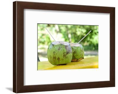 Fresh Coconut-Paul_Brighton-Framed Photographic Print