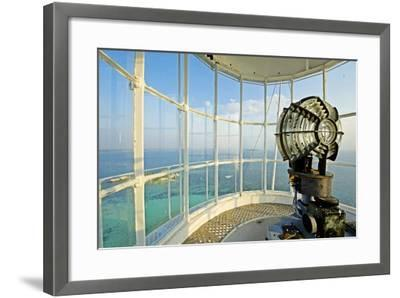 Inside the Lighthouse-B.B. Xie-Framed Photographic Print
