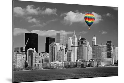 Lower Manhattan Skyline-Gary718-Mounted Photographic Print
