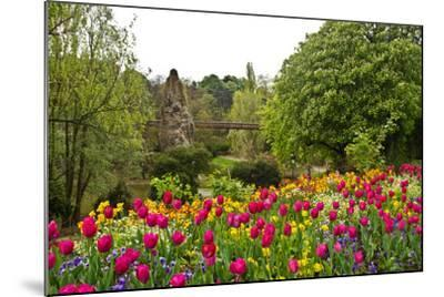 Paris's Parc De Buttes-Chaumont-cec72-Mounted Photographic Print