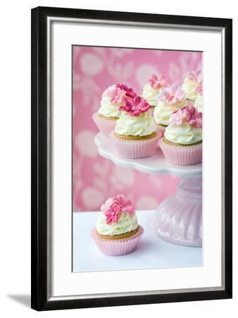 Cupcakes-Ruth Black-Framed Photographic Print