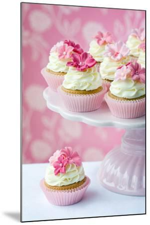 Cupcakes-Ruth Black-Mounted Photographic Print