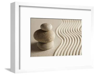 Balance (Shallow Depth of Field)-og-vision-Framed Photographic Print