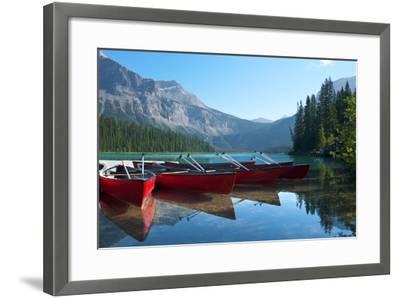 Emerald Lake- Underwatermaui-Framed Photographic Print