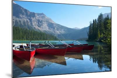 Emerald Lake- Underwatermaui-Mounted Photographic Print