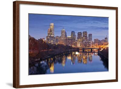 Philadelphia.-rudi1976-Framed Photographic Print