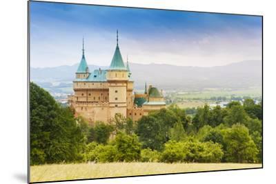 Beautiful Bojnice Castle-SerrNovik-Mounted Photographic Print