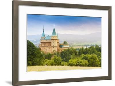 Beautiful Bojnice Castle-SerrNovik-Framed Photographic Print
