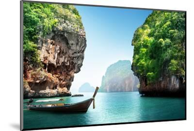 Fabled Landscape of Thailand-Iakov Kalinin-Mounted Photographic Print
