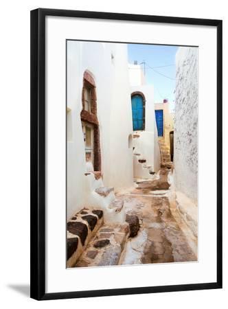 White Village Emporio-katarinochka-Framed Photographic Print