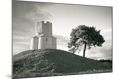 Dalmatian Stone Church on the Hill-xbrchx-Mounted Photographic Print