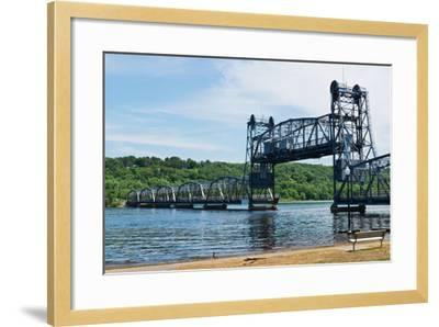 Lift Bridge-Hank Shiffman-Framed Photographic Print