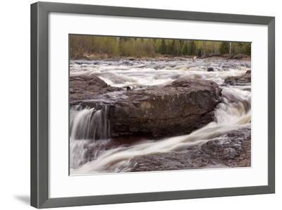 Temperance River-johnsroad7-Framed Photographic Print