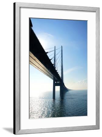 The Bridge-ultrakreativ-Framed Photographic Print