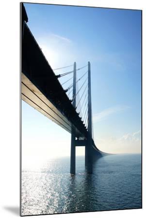 The Bridge-ultrakreativ-Mounted Photographic Print