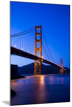 Golden Gate Bridge-John Roman Images-Mounted Photographic Print