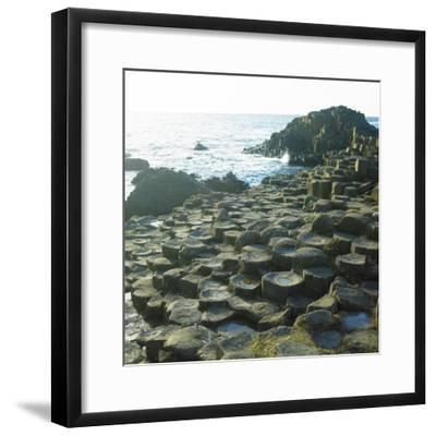 Giant's Causeway, County Antrim, Northern Ireland-phbcz-Framed Photographic Print