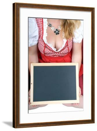 Munich Beer Festival- Photo-Zoom-Framed Photographic Print