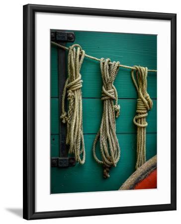 Wagon Ropes-Mr Doomits-Framed Photographic Print