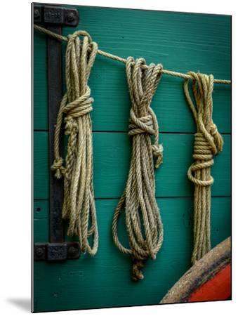 Wagon Ropes-Mr Doomits-Mounted Photographic Print