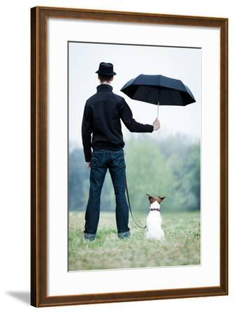 Best Friends-Javier Brosch-Framed Photographic Print