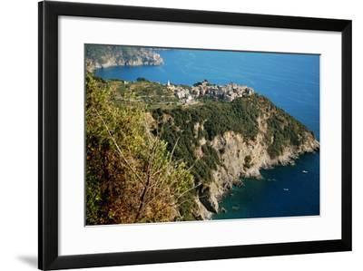 Corniglia Cinque Terre-Paolo Ardiani-Framed Photographic Print