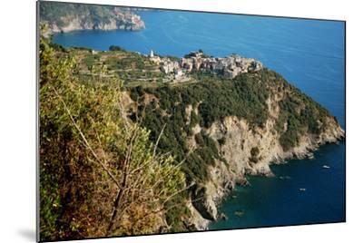 Corniglia Cinque Terre-Paolo Ardiani-Mounted Photographic Print