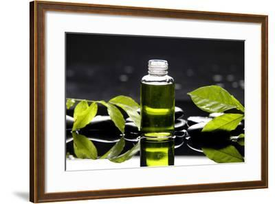 Aromatherapy-crystalfoto-Framed Photographic Print