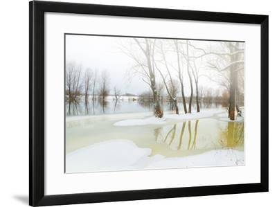 Winter River- Andrejkoslav-Framed Photographic Print