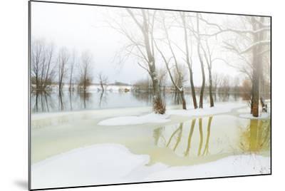 Winter River- Andrejkoslav-Mounted Photographic Print