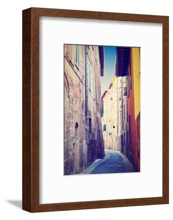 Narrow Alley-gkuna-Framed Photographic Print