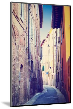 Narrow Alley-gkuna-Mounted Photographic Print