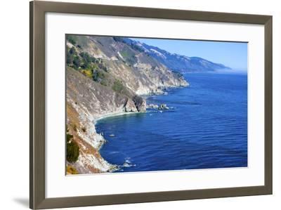 Big Sur Coast, California-robert cicchetti-Framed Photographic Print
