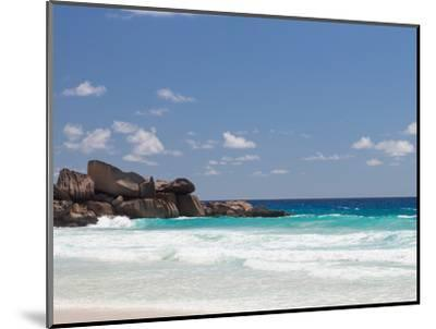 Beach with Large Stones-dizainera-Mounted Photographic Print