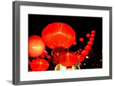 Chinese New Year Festival-bunyarit-Framed Photographic Print