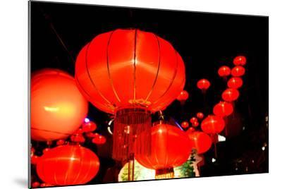 Chinese New Year Festival-bunyarit-Mounted Photographic Print