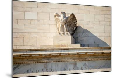Federal Reserve Building-Tarch-Mounted Photographic Print