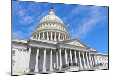 Us National Capitol-Tupungato-Mounted Photographic Print