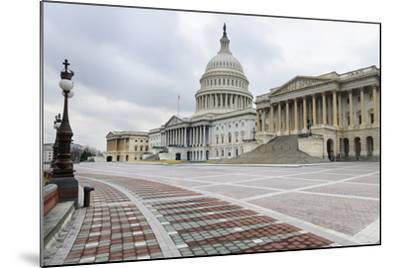 Washington Dc, US Capitol Building East Facade-Orhan-Mounted Photographic Print