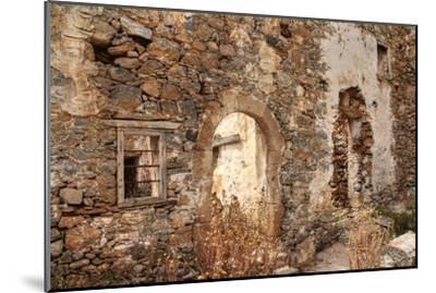 Abandoned Dwelling-Yue Lan-Mounted Photographic Print