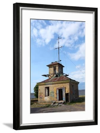 Abandoned Lighthouse-mrivserg-Framed Photographic Print