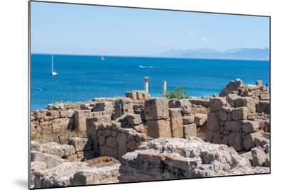Archaeological Site-caruso christian-Mounted Photographic Print