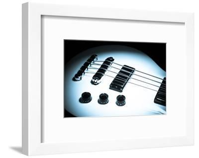 Bass Guitar-Alexandru Nika-Framed Photographic Print