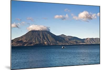 Boat on Lake Attilan-benkrut-Mounted Photographic Print